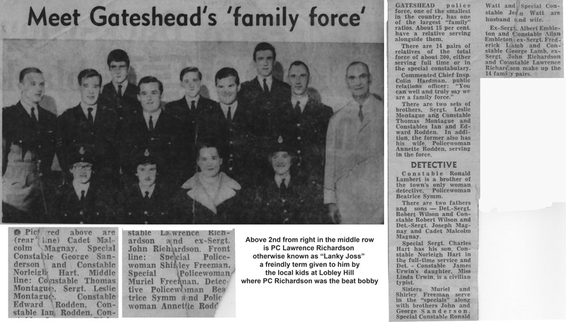 Gateshead - A Family Force