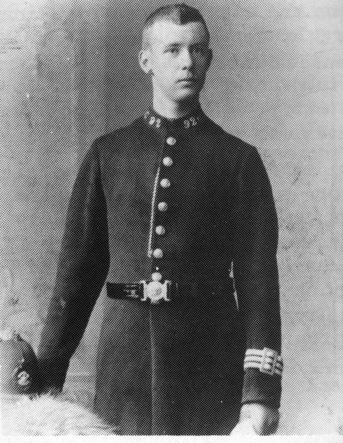 Unknown Officer